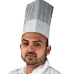 Technically qualified and commercially experienced professional chef.